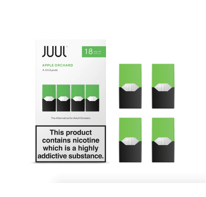 juul-pods-apple-orchard