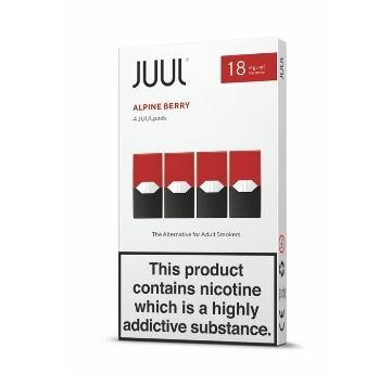 juul pods alpine berry